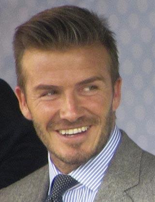 David Beckham Pilates