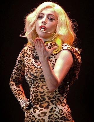 Lady Gaga uses pilates to help with her fibromyalgia