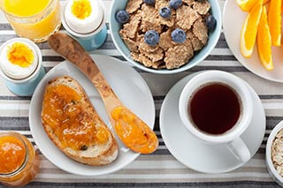Society would dictate what actually is a healthy breakfast - but are they right?